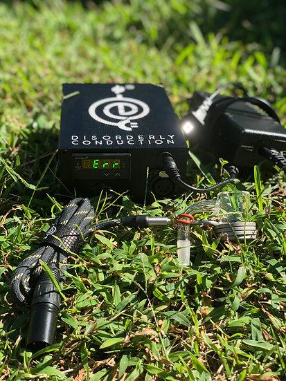 DC Portable Battery Enail Kit
