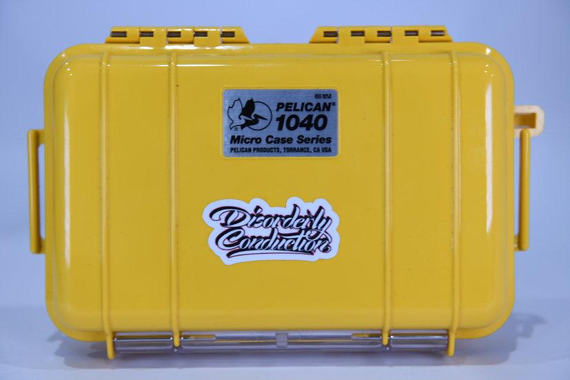 Micro Pelican 1040 Custom Case