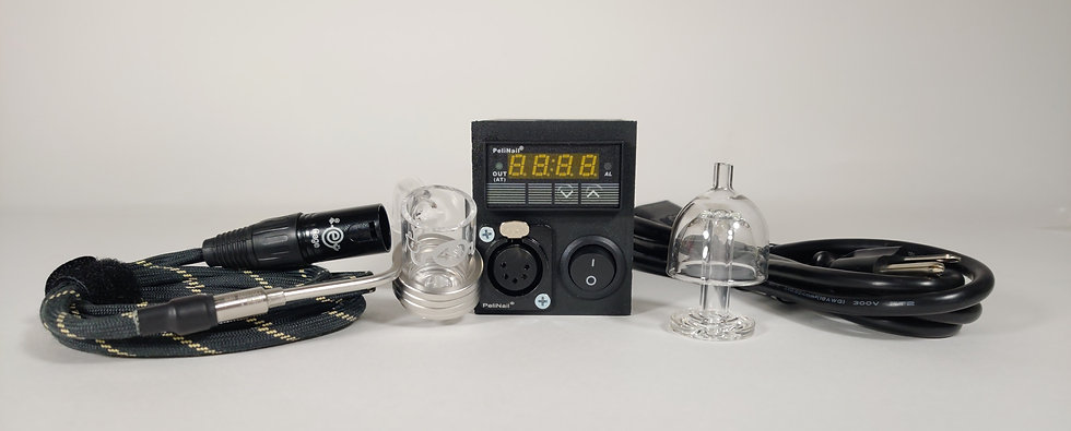 Disorderly Conduction 3D Budget Enail Kit with Eross 4.0 Banger