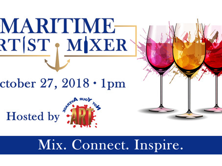 Recurring Event: Maritime Artists Mixer
