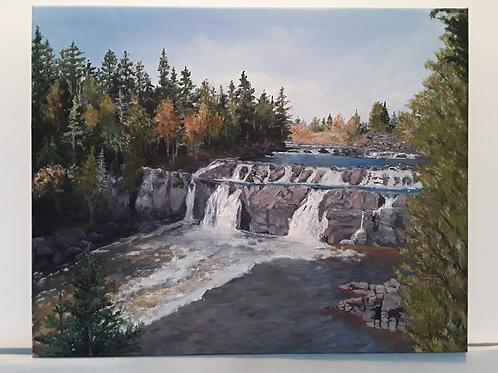 LePreau Falls #451