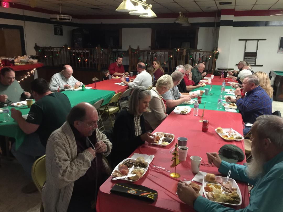 2018 Christmas Day Dinner