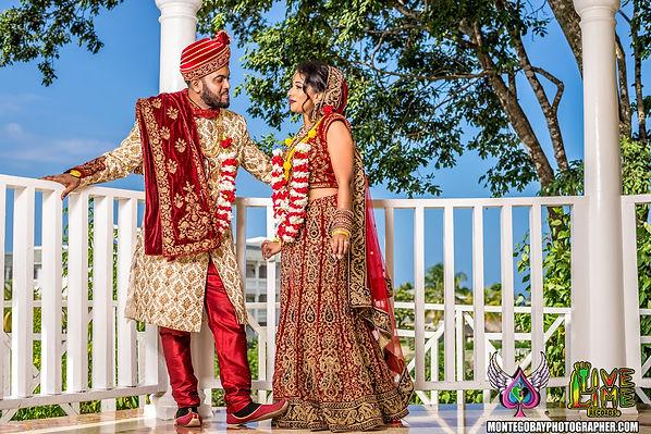 Jamaica Hindu & Sikh Wedding photography