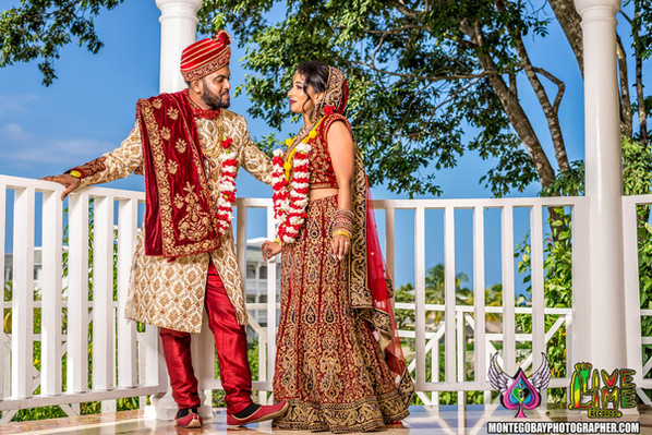 Jamaica Hindu & Sikh Wedding photography