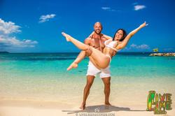 Photoshoot in Ocho Rios Jamaica