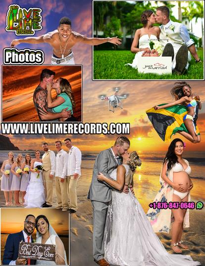best destination wedding photo packages in jamaica