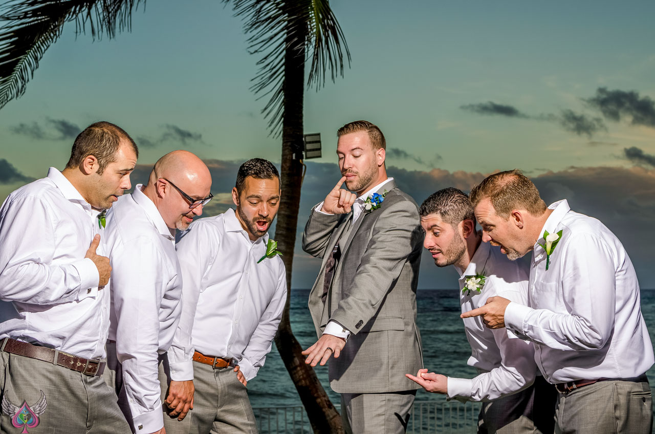 Jamaica LGBTQ Wedding Photography