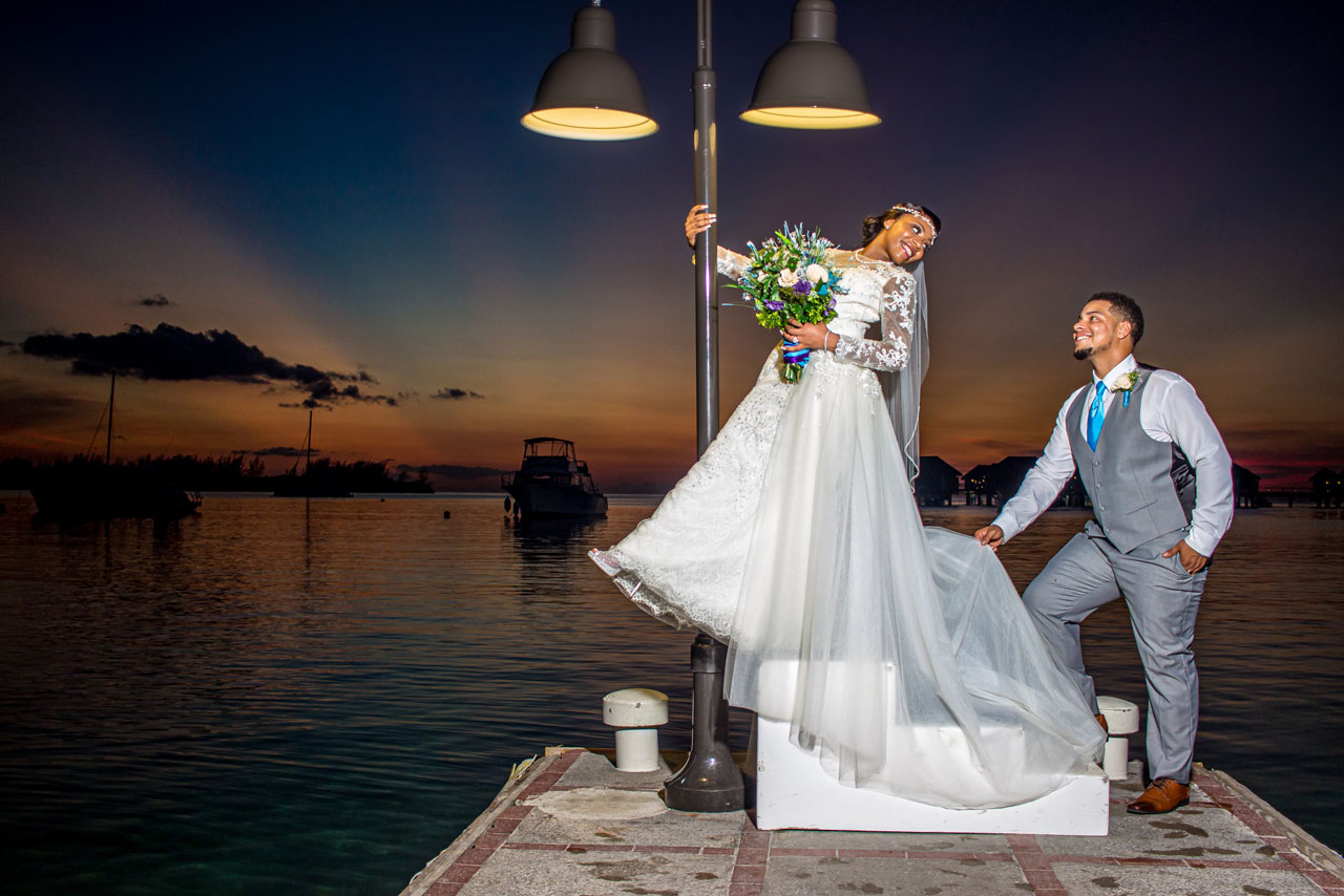Sandals Jamaica Wedding Photographers