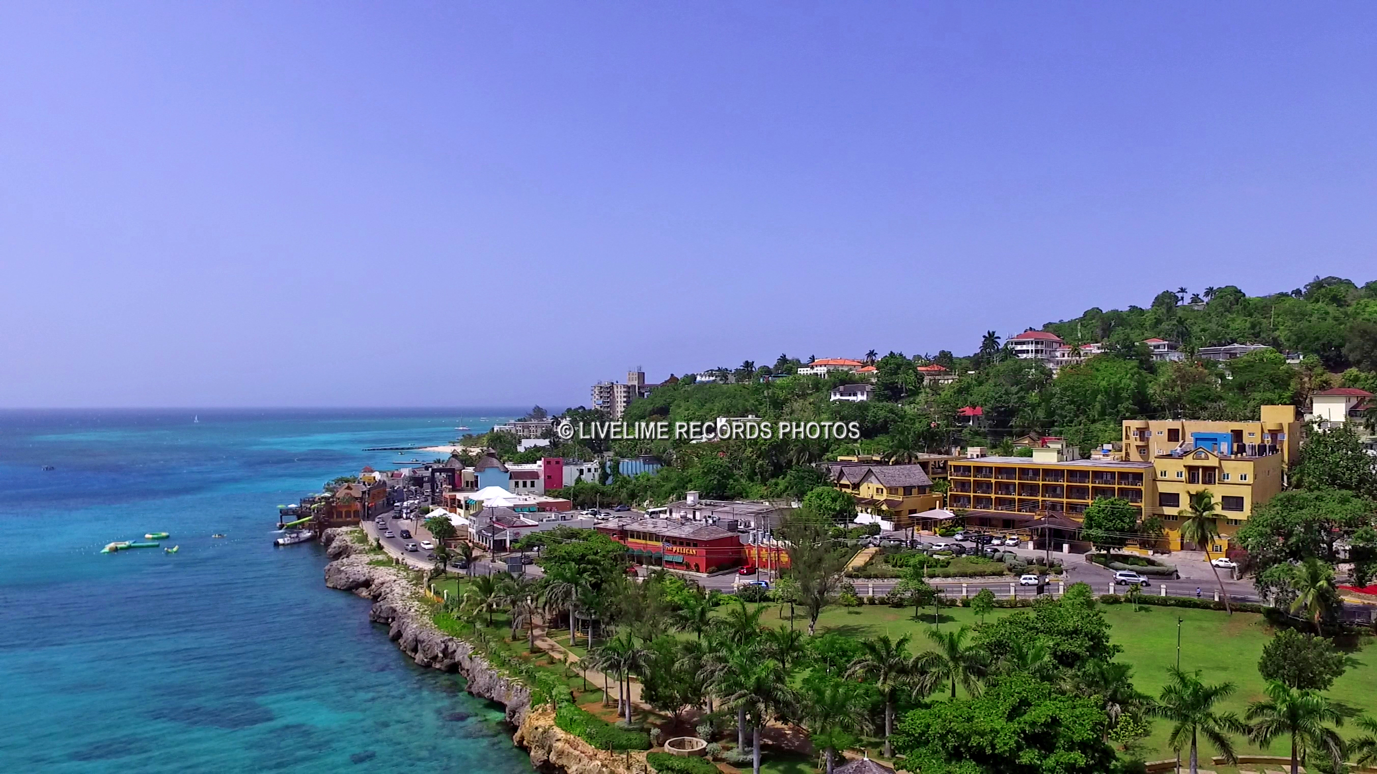 drone wedding packages jamaica