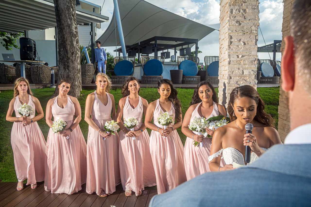 Royalton Negril Wedding photos