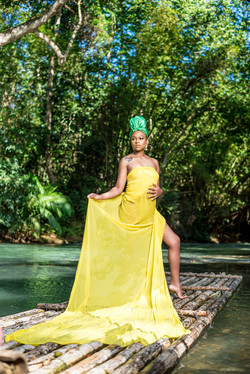 Martha Brae River Rafting Jamaica