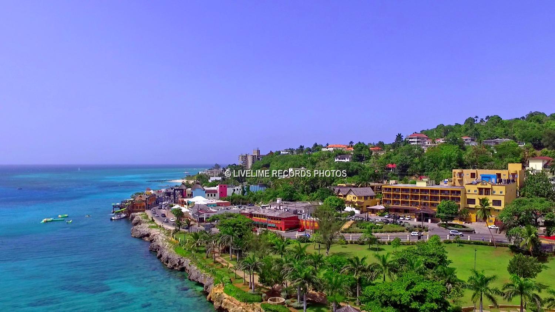 JAMAICA DRONE WEDDING PHOTOGRAPHER