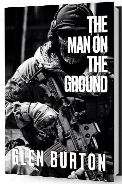 The Man on the Ground - The Jack Bowman Trilogy