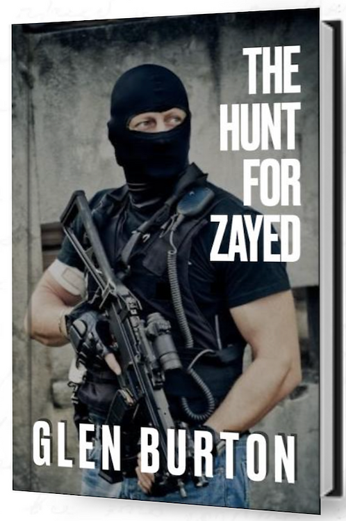 The Hunt For Zayed - The Jack Bowman Trilogy