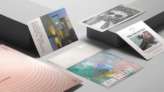 Flyer & Postcard Design