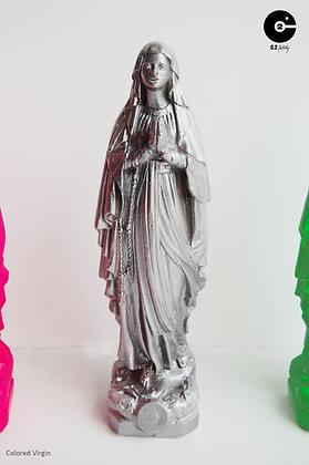 Colored Virgin Silver