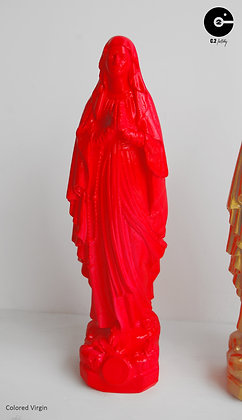 Colored Virgin Corail