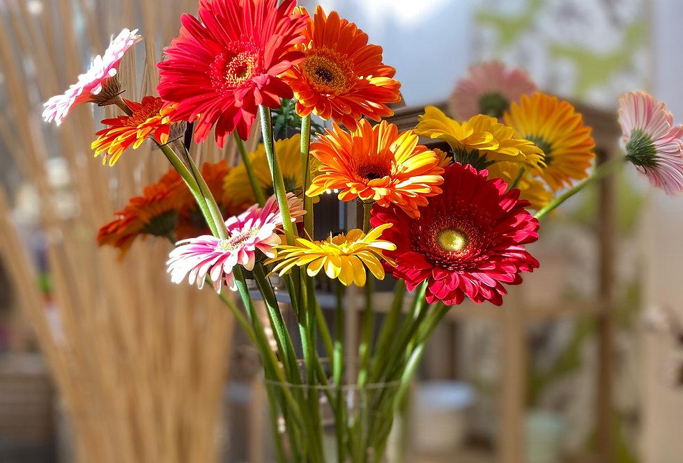 Bouquet de Gerbera