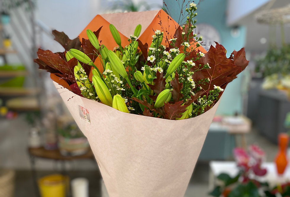 Bouquet Hivernal