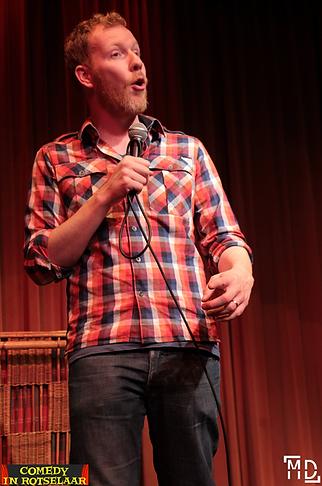 David Galle _ Comedy in Rotselaar kopie.