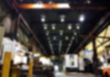 Ellery Maufacturing Employment - Image of CNC Machine Shop Floor