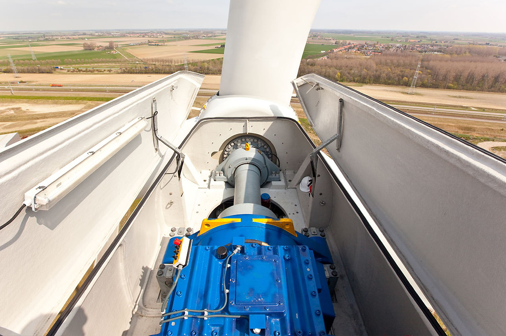 Ellery Manufacturing - CNC Machining for Renewable Energy - Wind