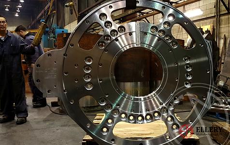 Ellery Manufacturing - CNC Machining - Media Gallery