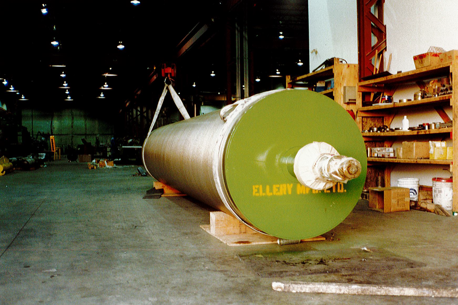 Ellery MFG Archive Image