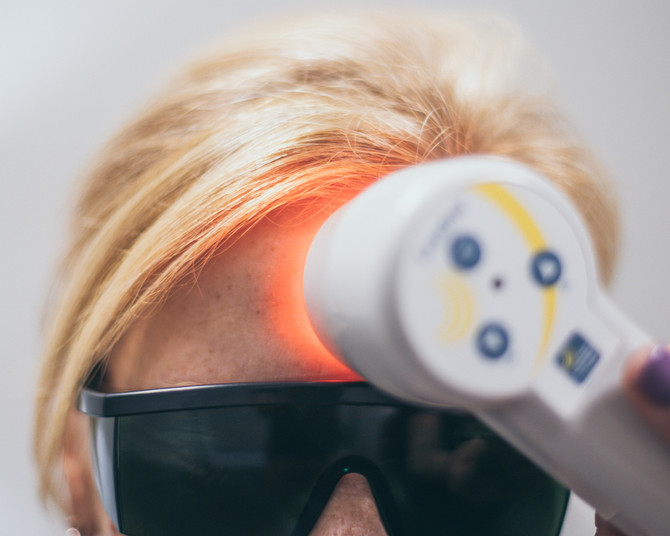Laser Therapy for Stroke and Traumatic Brain Injury