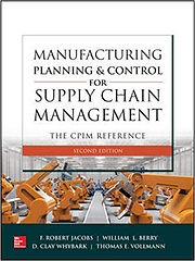 Manufacturing Planning and Control for S