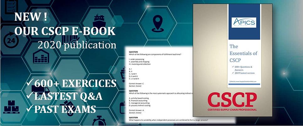 APICS CSCP 2020 E-Book