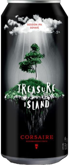 Treasure Island (Session IPA)