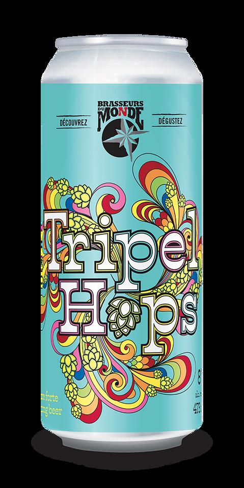 Tripel Hops (Golden Pale Ale)