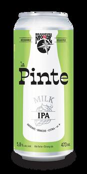 La Pinte (Milk IPA)