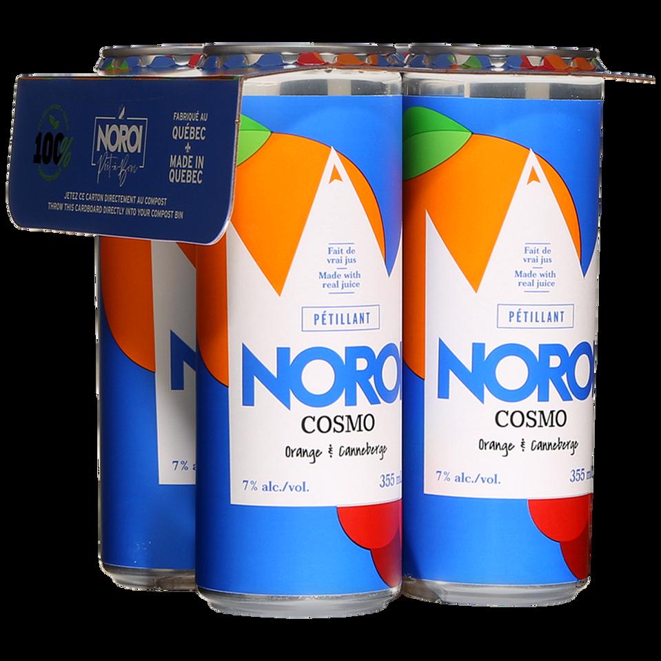Noroi RTD (Orange & Cranberry Cosmo)