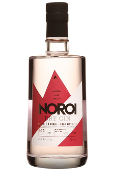 Noroi Dry Gin Fruits