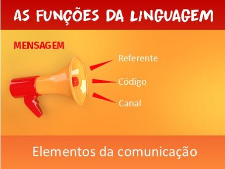 As funções da linguagem