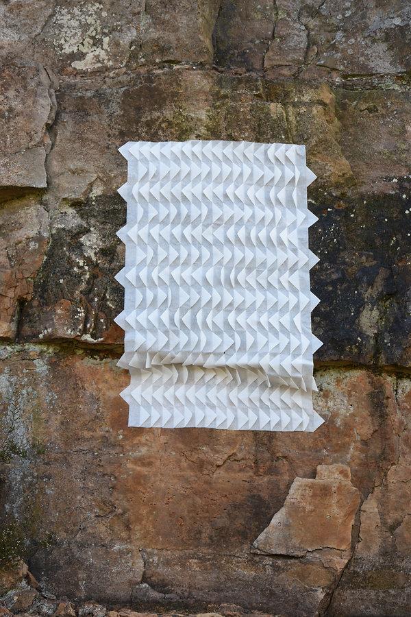 untitled (salt weaving)