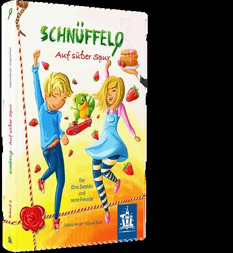 Schnüffelo - Auf süßer Spur