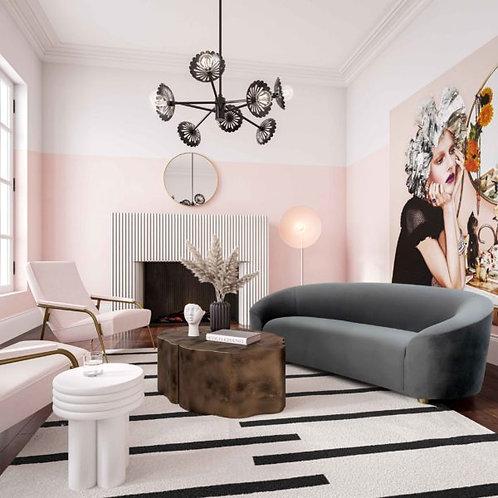 Serenity Velvet Sofa