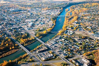 Red_Deer_-_Aerial_-_downtown_bridges.jpg