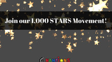 Join CKC's 1,000 STARS Movement!