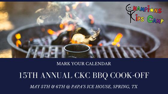 CKC BBQ Cook-Off Registration Open!