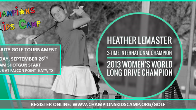 Heather LeMaster added to CKC Golf Tournament