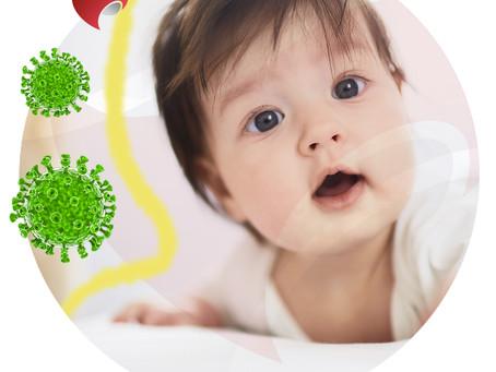 Novo Estudo sobre o COVID e as Crianças:
