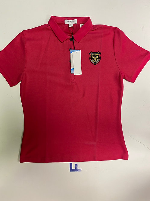 Calvin Klein Golf Ladies Pink T-shirt