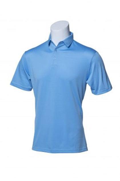 Murray Golf Hogan Airy Blue Polo