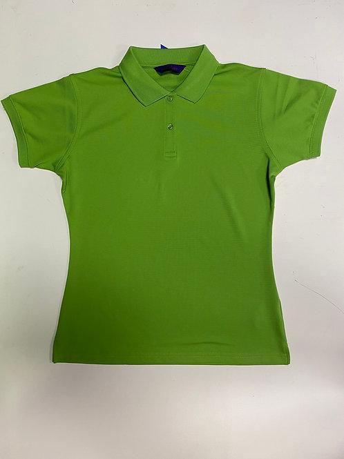Henbury Light Green Ladies T-shirt