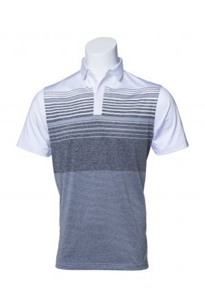 Murray Golf Hale White/Grey Polo