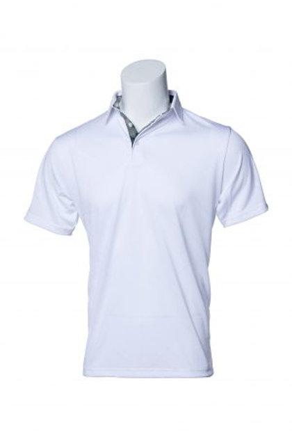 Murray Golf Tartan Jacquard Polo